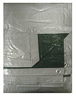 Тенты навесы 8х12 м (двухцветный 120 г/кв.м.) (Tent)