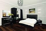"""Двоспальне ліжко """"Екстазу"""" 160 з підйомним механізмом, фото 5"""