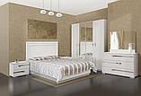 """Двоспальне ліжко """"Екстазу"""" 160 з підйомним механізмом, фото 3"""