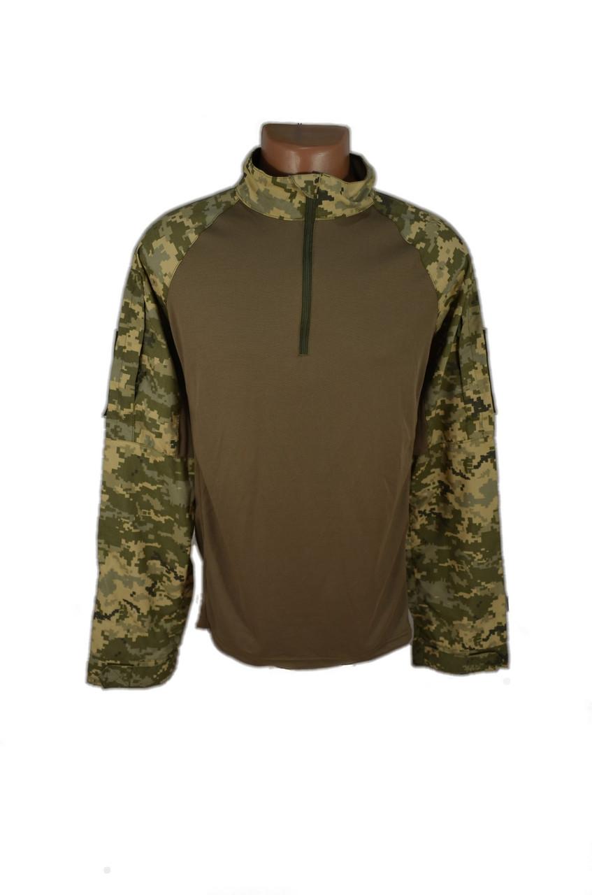 Тактическая рубашка (UBACS) камуфляжная ММ14 (пиксель ВСУ, порошенко)
