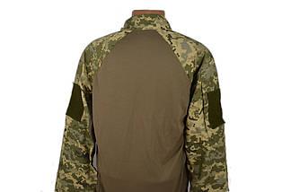 Тактическая рубашка (UBACS) камуфляжная ММ14 (пиксель ВСУ, порошенко), фото 2
