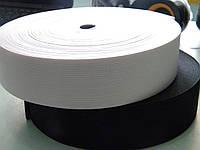 Резинка 70 мм белая, черная (40 метров)