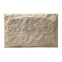 Декоративный камень Цокольный камень (желтый)