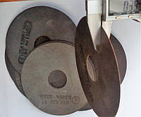 Вулканитовые круги прорезные 125х0.4х32