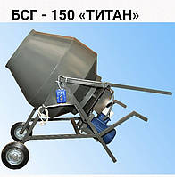 "Бетономешалка ""ТИТАН"" 150л"