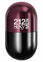 Оригинал Carolina Herrera 212 Sexy Men Pills 20ml edt Каролина Эррера 212 Секси Мен Пилс