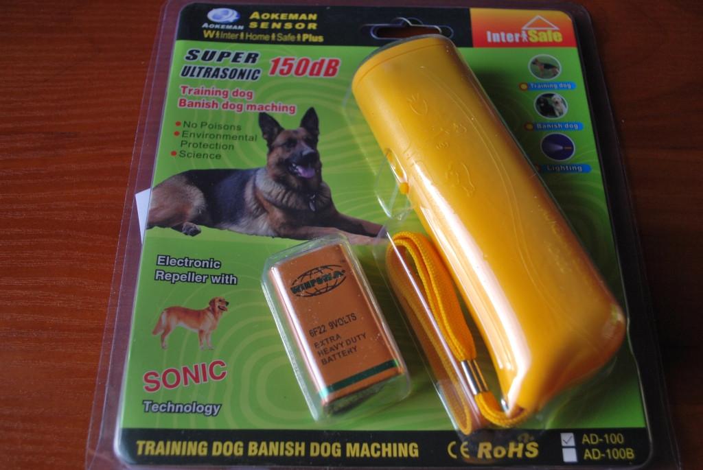 ультразвуковой отпугиватели собак