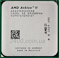 Процессор AMD Athlon II X2 215 2.7GHz (ADX215OCK22GQ) Socket AM3/ AM2+
