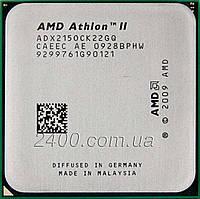 Процесор AMD Athlon II X2 215 2.7 GHz (ADX215OCK22GQ) Socket AM3/ AM2+