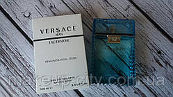 Мужская туалетная вода Versace Man Eau Fraiche тестер.