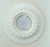 Гипсовый светильник ТМФ 17004