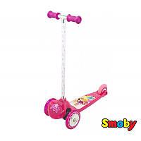 Трехколесный самокат Twist Disney Princess Smoby 750218