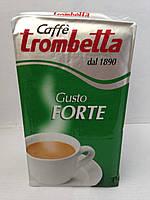 Молотый кофе Trombetta Gusto Forte