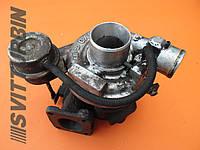 Турбина Alfa Romeo 146 1.9 JTD. Турбокомпрессор к Альфа Ромео 701796-0001