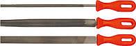 Набор напильников по металлу 3шт., Top Tools 06A430