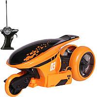 Maisto Мотоцикл на радиоуправлении Cyclone 360 оранж