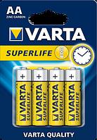 Батарейки Varta - Superlife АА R6 1.5V 4/48/240шт