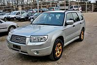 Разборка Subaru Forester