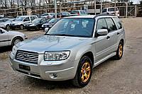 Разборка Subaru Forester 2006, 2.0 АКПП