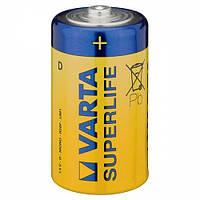 Батарейки Varta - Superlife D R2O 1.5V 2/24/120шт