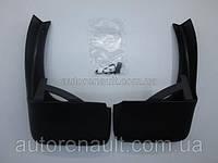 Брызговики задние (комплект) на Рено Трафик 2001-> — Renault (оригинал) 7711218337