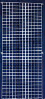 Торговая решетка 160х64 см (ячейка 5х5 см)