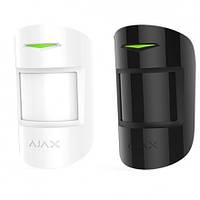 Комбинированный датчик движения и разбития стекла Ajax CombiProtect