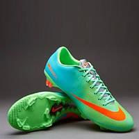 Бутсы футбольные Nike Mercurial Veloce FG, фото 1