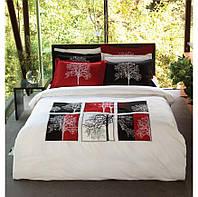 Эксклюзивное постельное бельё Karaca Home Private - Nanna сатин с вышивкой