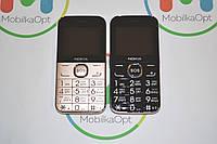 Кнопочный мобильный Nokia M10, 3 Sim, Бабушкофон, крупный шрифт, SOS