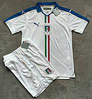 Форма сборной Италии (белая)