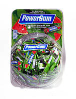 Жевательная резинка Power Gum арбуз арбуз