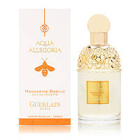Guerlain Aqua Allegoria Mandarine-Basilic, Объем 125 мл, Объем 125 мл