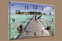 Часы-картина 25x35. Код: 181