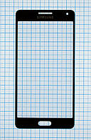 Стекло корпуса для Samsung A500H Galaxy A5 Black original