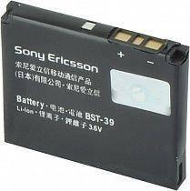 Аккумулятор на Sony Ericsson W910i, T707, W380, W508, Z555, W20 (BST-39) 790 mAh