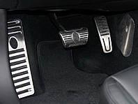 Накладки на педали Maserati Quattroporte Sport/Ghibli Levante Новые Оригинальные