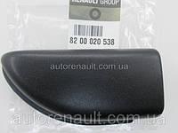 Треугольник профиля раздвижной двери на Рено Трафик 2001-> — Renault (Оригинал) - 8200020538