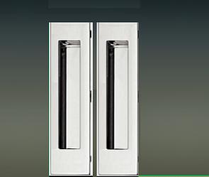 Ручки на  систему VERTU 155мм  хром