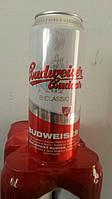 """Пиво чешское """"Budweiser Budvar""""  ж/б 0,5л. 5%(доставка по всей Украине)"""