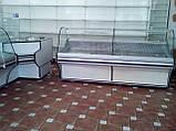 Холодильные витрины COLD 2,4.,2,00, 1,25м. б/у, прилавок холодильный б , фото 7
