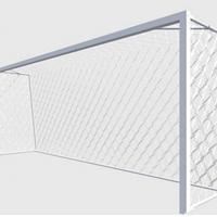 Ворота для минифутбола алюминиевые, фото 1