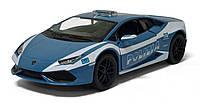 Машинка коллекционная Lamborghini Huracan LP610-4 (Police)