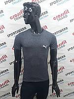Спортивная красивая футболка для мужчин 4258