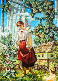 рисунки тараса Шевченко, Кобзарь
