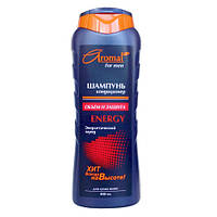 """Аромат """"Хит"""" Шампунь-кондиционер мужской для сухих волос"""