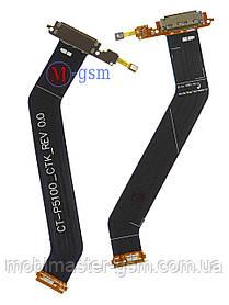 Шлейф для планшета Samsung P5100