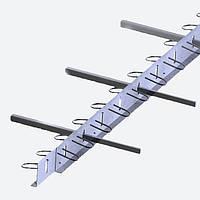 Профили деформационные ПДШ Эль-профиль L-160