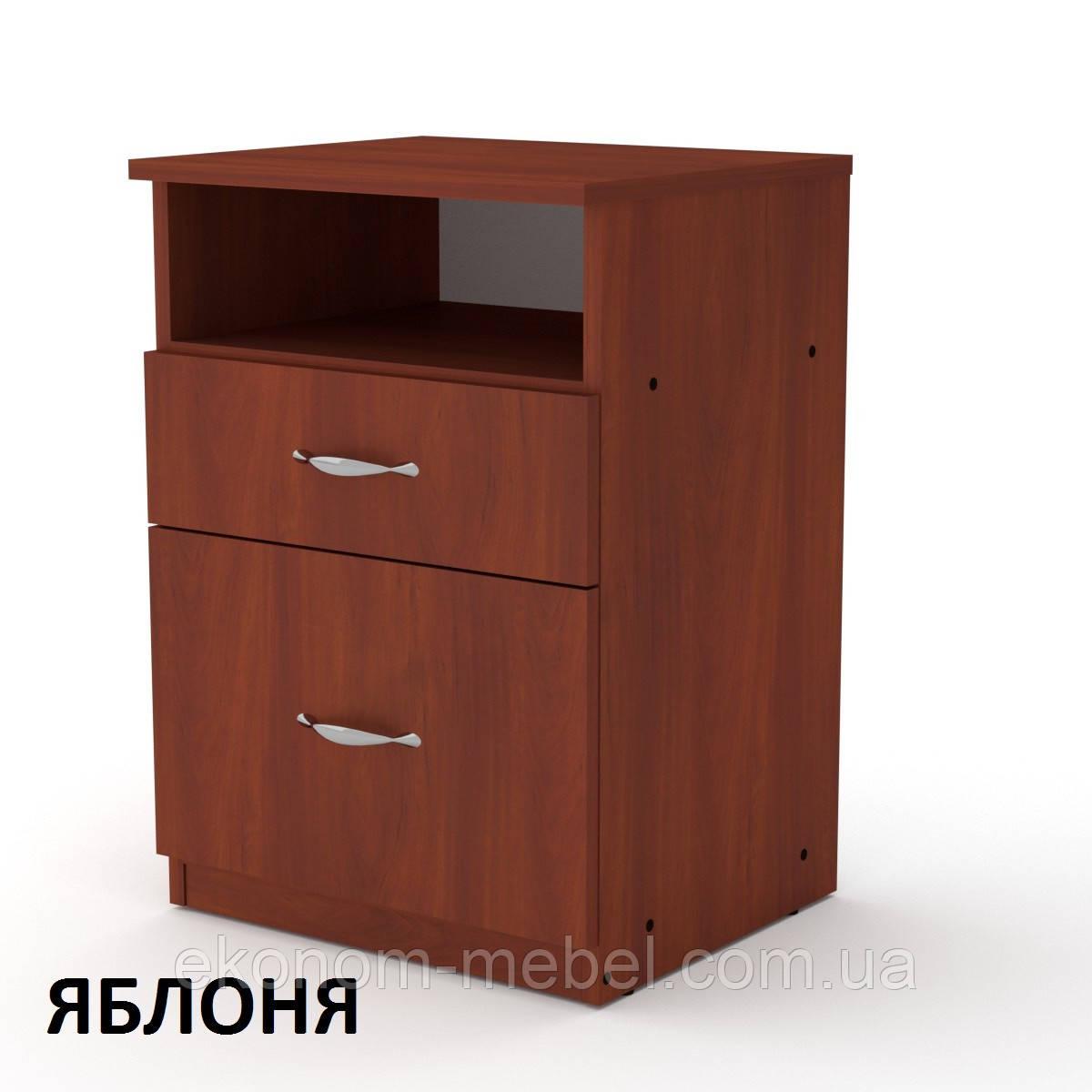 Тумбочка ПКТ-4 Одесса для дома и под офисную технику