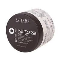 Alter Ego Матовая паста-глина для моделирования волос Hasty Too Runway Raw Clay